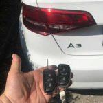 Izrada ključeva za Audi A3