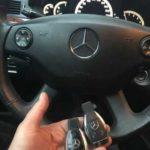 Izrada ključeva za Mercedes
