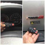 Smrt key jeep chrysler